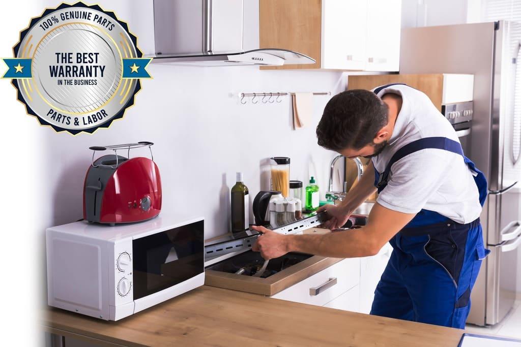 KitchenAid Microwave Repair Service San Diego, AnB Appliance Repair