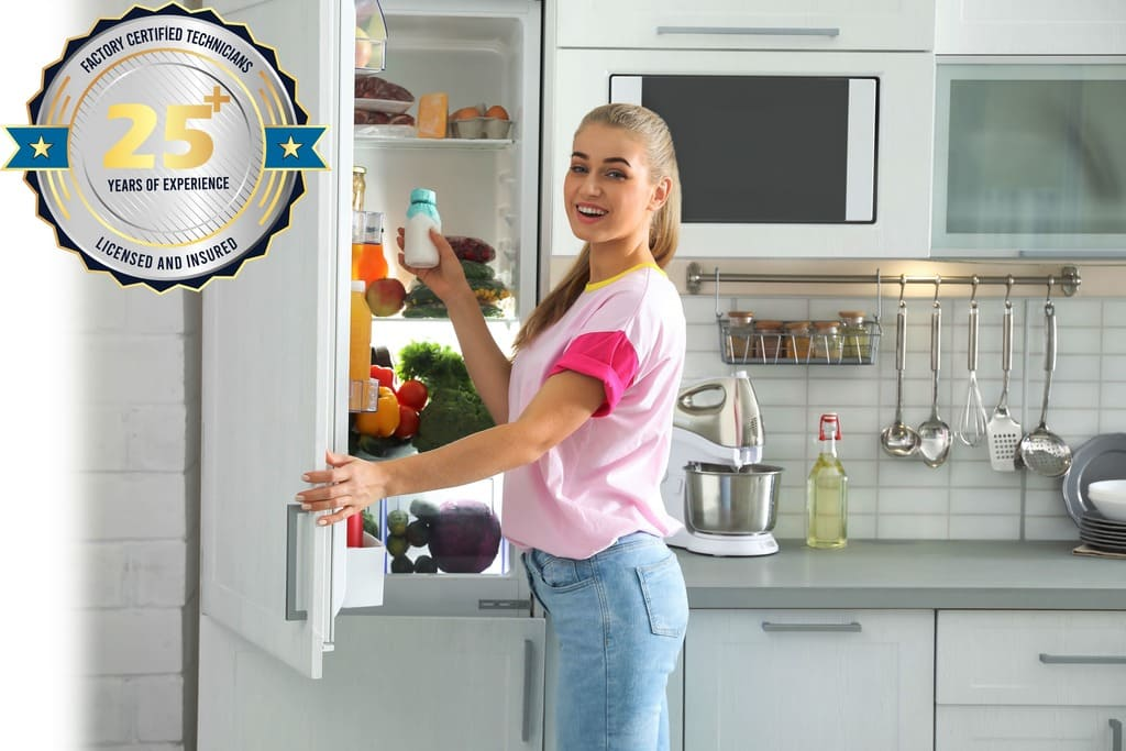 KitchenAid Refrigerator Repair Service San Diego, AnB Appliance Repair