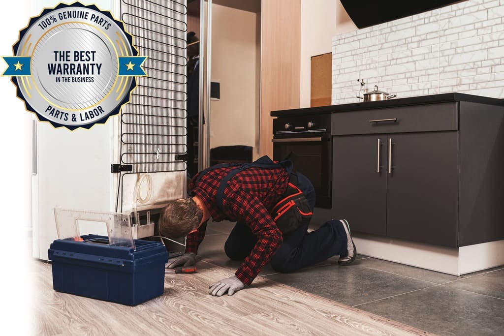 Kenmore Refrigerator Repair Service San Diego, AnB Appliance Repair