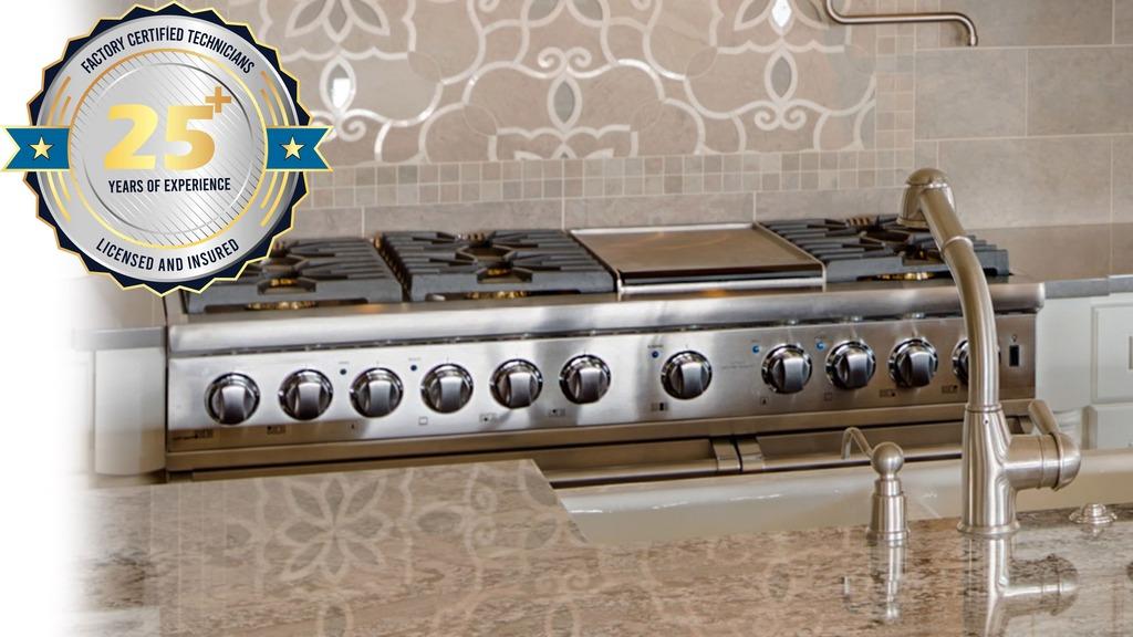 JennAir Range Repair Service San Diego, AnB Appliance Repair